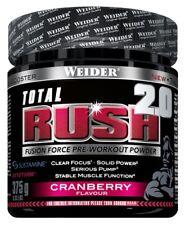Weider total Rush 2.0 375 GR Cranberry