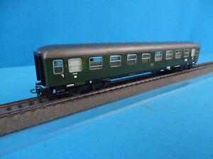 Marklin 4023 DB Express Coach Green 1 kl. Tin plate model OVP