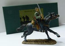 Frontline Figures, ACW états du sud du soldat à cheval, épée en attaque, rc13
