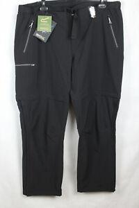 Regatta Isoflex Xert Zip Off III Outdoorhose,elastisch,Herren Gr.60 kurz L30,neu