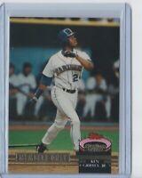 1992 Topps Stadium Club Members Only - Ken Griffey Jr. Seattle Mariners HOF