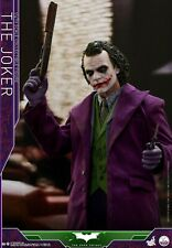 Hot Toys QS010 1/4 JOKER Dark Knight Heat Ledger NEW MISB