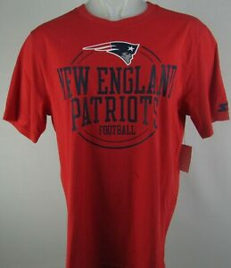 New England Patriots NFL Starter Men's Short Sleeve Shirt