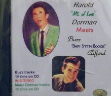 HAROLD DORMAN Meets BUZZ CLIFFORD - 30 Tracks