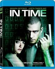 In Time [New Blu-ray] Pan & Scan, With Movie Cash