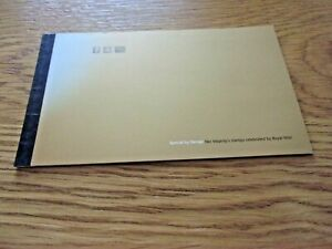 SPECIAL BY DESIGN PRESTIGE BOOKLET SG,DX24 ROYAL MAIL STAMPS MNH GOOD CLEAN COND