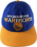 Golden State Warriors Mitchell & Ness NBA Basketball Strapback Adjustable Hat