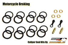 Honda CBR 600 RR RRA 2010 10 front brake caliper seal repair rebuild kit set