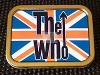 The Who 1 and 2oz Tobacco/Storage Tin