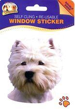 West Highland White Terrier - Window Sticker - 042