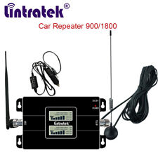 LTE Repeater 900/1800 2G 4G Signal Booster Cellular Amplifier Kit GSM DCS Band 3
