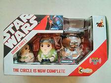 Hot Toys Star Wars Matryoshka Chubby Series 2 Lovely Princess Leia Magnet Feet