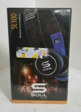 SOUL (SL-100) by LUDACRIS Ultra Dynamic On Ear headphones -  FREE SHIPPING