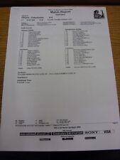 26/09/2009 World Cup U20: Ghana U20 v Uzbekistan U20 - Official Half-Time Match