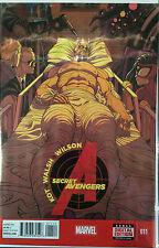 Secret Avengers #11 NM- 1st Print Marvel Comics