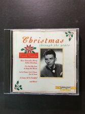 Christmas Through the Years by Frank Sinatra (CD, Oct-1995, Laserlight)