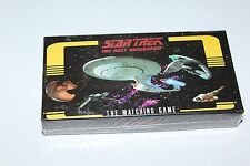 Star Trek The Next Generation the Matching Game, 1995, sealed TNG