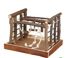 Brand New Trixie 5661 Natural Living Pet Playground 35 x 29 x 25 cm Bird stand
