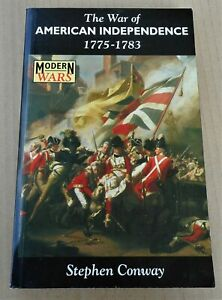 The War of American Independence 1775-1783 by Stephen Conway Edward Arnold P/b