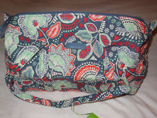 NWT Vera Bradley SMALL DUFFEL Travel Bag in NOMADIC FLORAL Carry–on 15827-374
