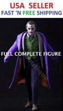 Custom Made 1/6 Scale Joker Full COMPLETE Figure