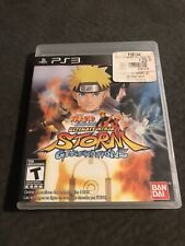 Naruto Shippuden Ultimate Ninja Storm Generations *Playstation 3* TESTED