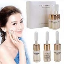 3Pcs Hyaluronic Acid Anti Aging Wrinkle Liquid Cream Make Up Cosmetic Repair set