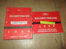 Repair Manuals Literature For 1994 Ford Escort
