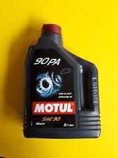 Olio cambio Motul 90 PA differenziale autobloccante sae 90 latta da 2