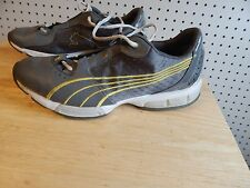 7cf94fd84bb6bc Women s PUMA EZELLA LITE 184507 03 Running Shoes Size 10 - gray yellow