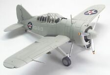 HOBBY MASTER HA7003 1/48 Brewster F2-A Buffalo US Navy VS-201 USS Long Island