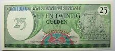 - Très beau billet - SURINAM - 25 Gulden - 1985 - Neuf -