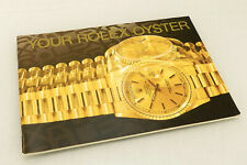♛ 1997 Your ROLEX Oyster Booklet ♛