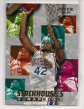1996-97 Fleer Stackhouse's Scrapbook #S-10