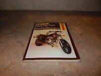 Honda CB650 sohc Fours 1978 to 1984 626cc Owners Workshop Manual Haynes 1993