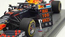 Spark S6049 1/43 2019 RedBull Racing RB15 Max Verstappen P3 USA GP F1 Model