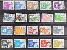 France Lot de 40 timbres préoblitérés neufs++TBE !!