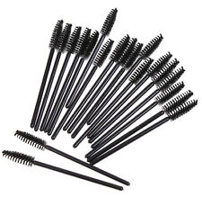 10 - Disposable Eyelash Mascara Applicator Wand Brush Travel Lashes Brows