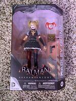 Harley Quinn DC Collectibles Batman Arkham Knight Action Figure NIB