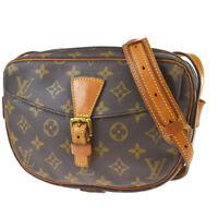 Auth LOUIS VUITTON Jeune Fille PM Shoulder Bag Monogram Leather M51227 31BQ777