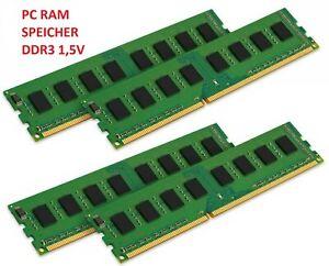 2GB 4GB 8GB 16GB 32GB DDR3 Markenspeicher RAM 1333 1600 PC3-10600 PC3-12800