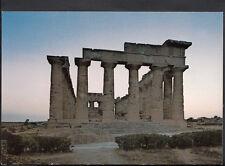Italy Postcard - Selinunte - Juno's Temple B2709