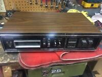PANASONIC 2/4 CHANNEL 8 TRACK TAPE RECORDER AND PLAYER