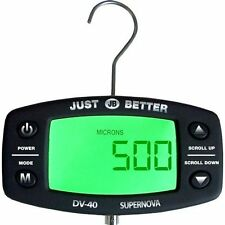 JB Industries DV-41 - SUPERNOVA® Digital Micron Gauge w/ Case and AC Adapter