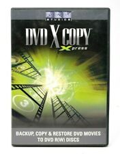DVD X Copy Xpress Backup Copy & Restore (321 Studios) Backup Copy Restore + MORE