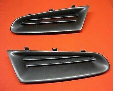 Renault Clio MK3 Front bumper panel grill / left&right side