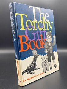 The Torchy Gift Book Roberta Leigh 1962 Fun With Torchy the Battery Boy