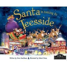 Santa is coming to Teesside, Steve Smallman, Very Good Book