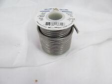 "AIM 30 1 lb Spool of Wire Solder Flux SN 40 PB 60 .125"" Rosin Core EBMZ0801"