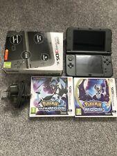 Nintendo 3DS XL Black Handheld System